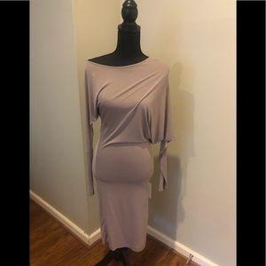 BCBG unique dress